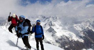 Sortie ski de randonnée au Tapou CAF Bagnères de Bigorre