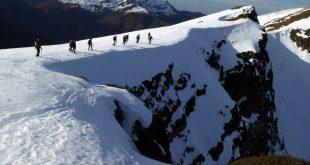 Sortie randonnée Club Alpin Bagnères de Bigorre