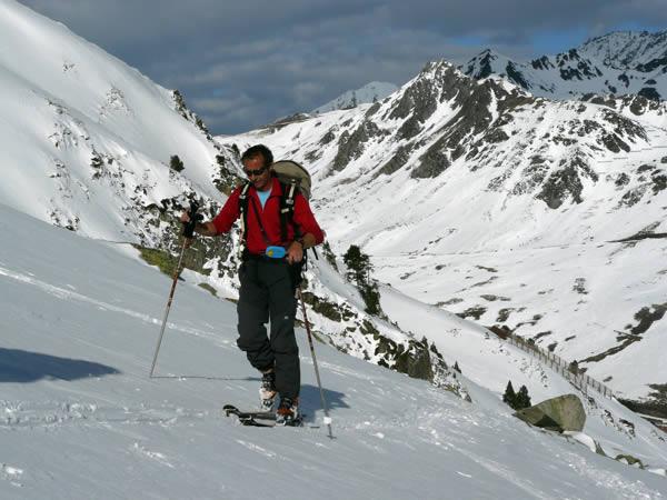 Photos randonnée hivers CAF Bagnères-de-Bigorre