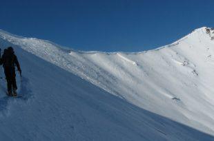 Pic de Lurtet à ski