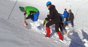 Formation neige et avalanche à La Mongie