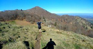 Sortie trail au Monné